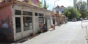 Bozkır'ın tahinciler pazarı modern görünüme kavuşuyor