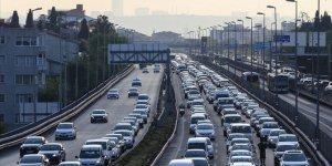 4 ayda 259 bin 918 aracın trafiğe kaydı yapıldı