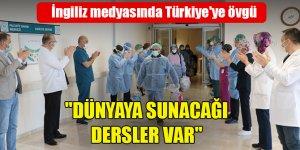 """İngiliz medyasında Türkiye'ye övgü: """"Dünyaya sunacağı dersler var"""""""