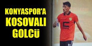Konyaspor'a Kosovalı golcü