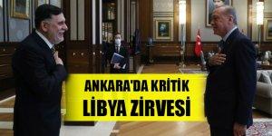 Libya'daki son durum Ankara'da değerlendiriliyor