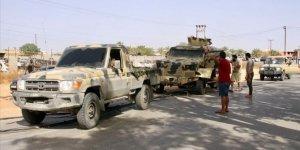 Libya ordusu Vişke beldesinde kontrolü sağladı