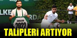Konyaspor'un kiraladığı futbolcuların talipleri artıyor