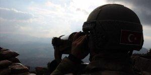 MSB: PKK'lı 2 terörist teslim oldu