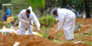 Dünya genelinde virüs nedeniyle 451 bin 661 kişi yaşamını yitirdi