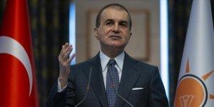 """AK Parti Sözcüsü Çelik: """"Cumhuriyetimiz tüm nitelikleriyle gözbebeğimizdir"""""""