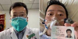 Çin'de Kovid-19'u duyurduktan sonra ölen doktor Li'nin çocuğu dünyaya geldi