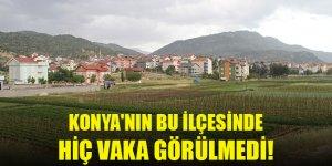 Konya'nın bu ilçesinde hiç vaka görülmedi! Tedbir amaçlı 30 bin maske dağıtıldı