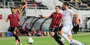 Konyaspor'un deplasman serisi sona erdi