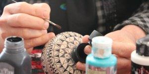 Beyşehir'deki atölyelerde sanatsal faaliyetler yeniden başladı