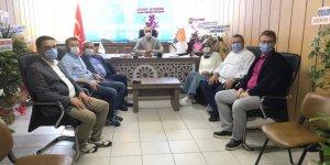 AK Parti Konya Milletvekilleri Samancı ve Etyemez Beyşehir'de