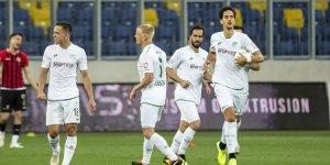 Marko Jevtovic 3.kez ağları sarstı