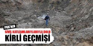 Köşeye sıkışan terör örgütü PKK, sivilleri hedef almaya devam ediyor