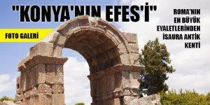 """""""Konya'nın Efes'i"""" gün yüzüne çıkartılmayı bekliyor"""