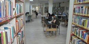 Aydın'da kütüphanelere ilgi arttı