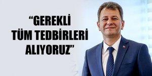 """ÖSYM Başkanı Halis Aygün: """"Gerekli tüm tedbirleri alıyoruz"""""""