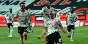 Burak Yılmaz, Beşiktaş'taki en golcü dönemini yaşıyor
