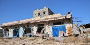 Hafter milisleri Trablus'tan çekilirken geride büyük yıkım bıraktı