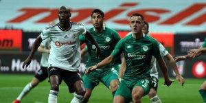 Konyaspor'da Amir 2 hafta yok