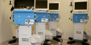 Erzurum Şehir Hastanesinde Türk malı solunum cihazları devreye girdi