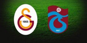 Galatasaray, kritik karşılaşmada Trabzonspor'u ağırlayacak