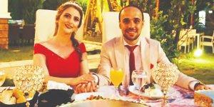 Ali ile Seçil'in mutlu günü