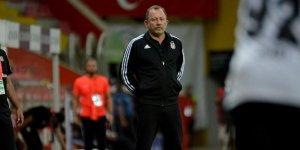 """TFF ve kulüplerden Sergen Yalçın'a """"geçmiş olsun"""" mesajı"""