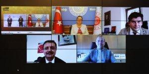 Bakan Pekcan: Kolay İhracat Platformu, iş dünyasına katkı sağlayacak