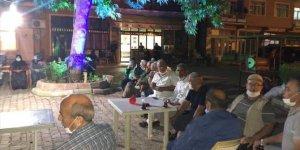 AK Parti Hüyük İlçe Teşkilatı'ndan mahalle ziyareti