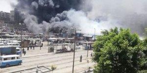 """Mısır'da bugün yapılacak yönetim karşıtı """"öfke cuması"""" gösterilerine geniş katılım çağrısı"""