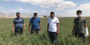 Karapınar'da Ziraat Odasından çiftçilerle değerlendirme toplantısı