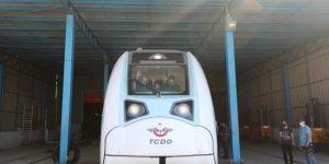 Milli elektrikli tren Haziran gündemine oturdu