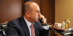 Çavuşoğlu, Azerbaycanlı mevkidaşı Bayramov ile telefonda görüştü