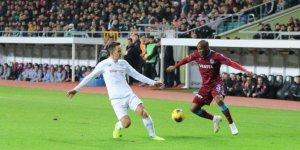 Trabzonspor ile Konyaspor 38. randevuda