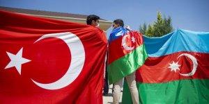 Başkentte, Ermenistan'ın Azerbaycan'a yönelik saldırılarına tepki