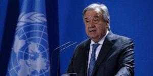 """Guterres'ten dünya liderlerine """"küresel ateşkesi 100 gün içinde hayata geçirin"""" çağrısı"""
