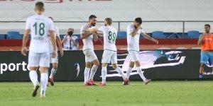 Konyaspor'da Bajıc 6 hafta sonra gol attı