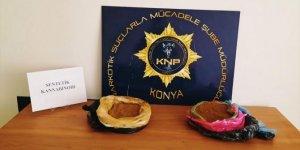 Konya'da uyuşturucu operasyonunda 8 şüpheli gözaltına alındı