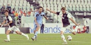 Serie A'da lider Juventus, Lazio engelini kayıpsız aştı