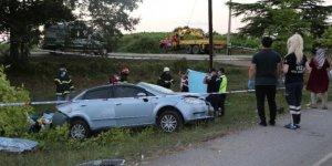 Kocaeli'deki feci kazada hayatını kaybedenlerden geriye aile fotoğrafları kaldı