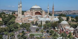 Japan, Qatar cover reopening of Hagia Sophia as mosque