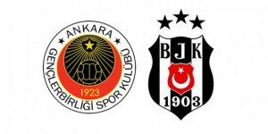 Gençlerbirliği-Beşiktaş maçından notlar
