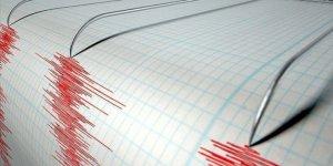 Akdeniz'de 3,6 büyüklüğünde deprem meydana geldi