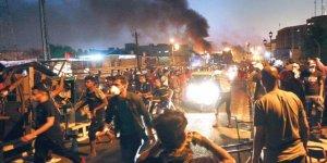 Bağdat'ta, hükümet karşıtı gösteriler yeniden alevlendi: 2 ölü