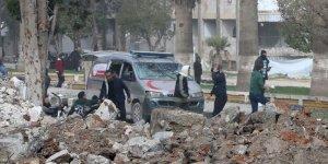 Terror attacks kill 2 civilians in northwestern Syria