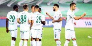 Konyaspor'da Alper ve Anicic ilk gollerini attı