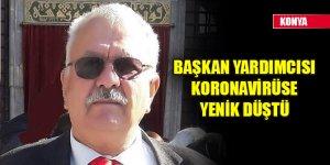 Konya'da İYİ Parti ilçe başkan yardımcısı koronavirüs nedeniyle hayatını kaybetti