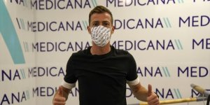 Sivasspor'da Hakan Arslan sağlık kontrolünden geçirildi