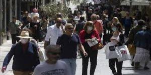 Yunanistan'da Kovid-19 vakalarındaki yükseliş nedeniyle tedbirler artırıldı