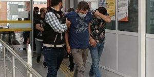 Kocaeli'deki uyuşturucu operasyonunda yakalananlar adliyede